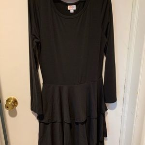 Lularoe Georgia dress size L